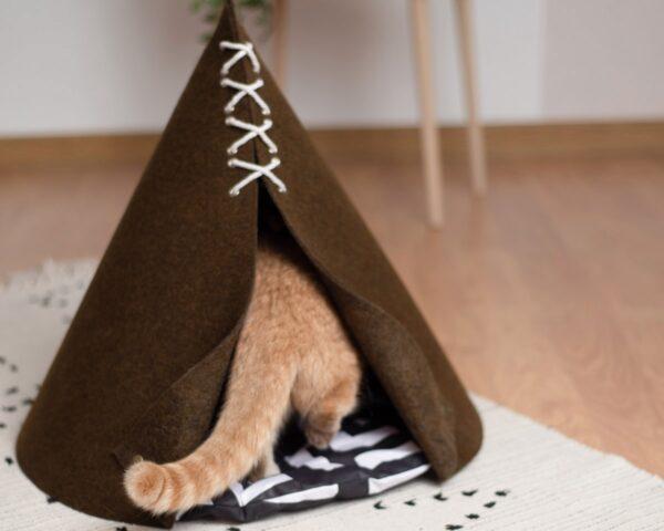 Хвост кошки
