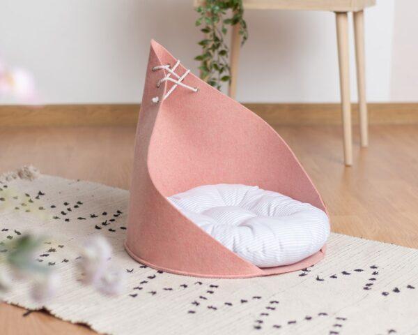 Домик для кошки юрта